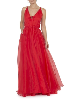 Vestido Tyene Red - DG13978