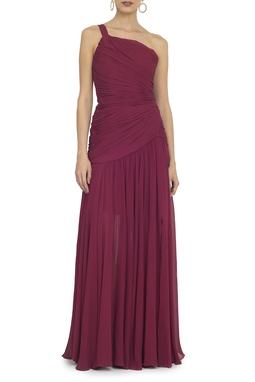 Vestido Varys Marsala -DG13165