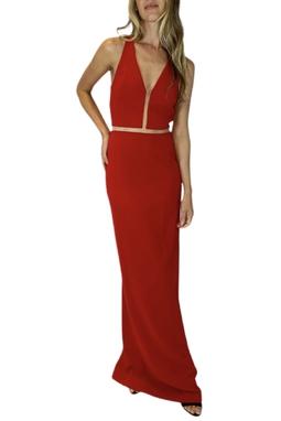 Vestido Vermelho - BMD 11425