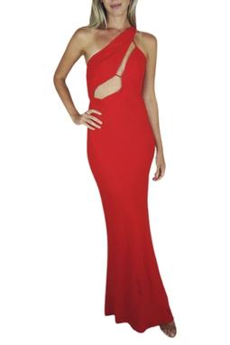 Vestido Vermelho - BMD 9885