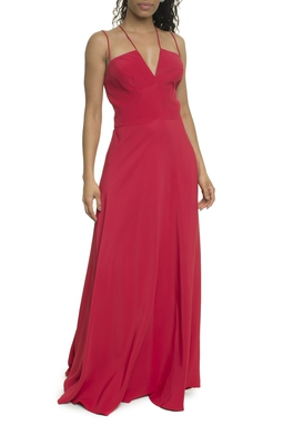 Vestido Vermelho - DG17929