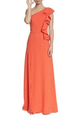 Vestido Vert Orange
