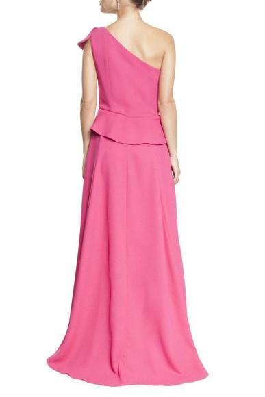 Vestido Vert Pink Marcelo Quadros