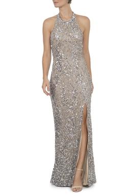 Vestido Vinco Silver