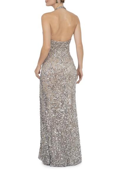 Vestido Vinco Silver Prime Collection