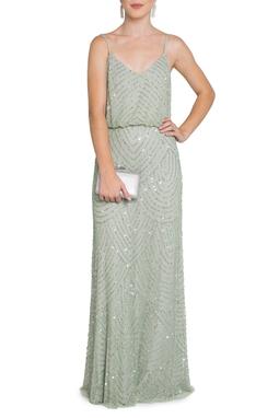 Vestido Visage Green