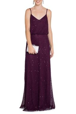 Vestido Visage Purple