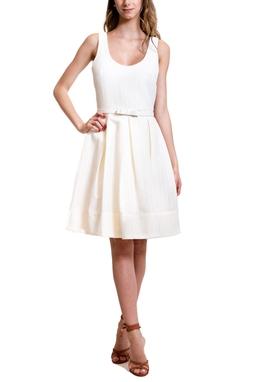 Vestido White Pearl CLM