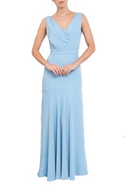 Vestido Woodsen Baby Blue