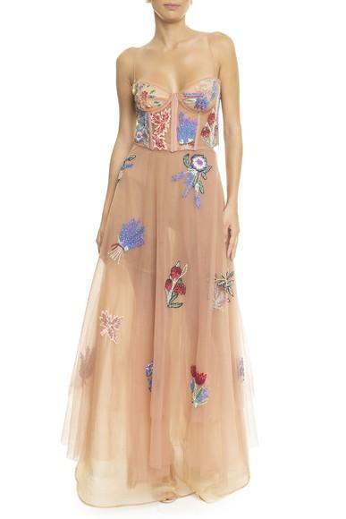 Vestido Xangai Fabiana Milazzo