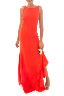 Vestido Yara Orange