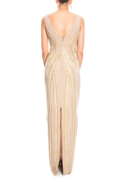 Vestido Zara Nicole Miller
