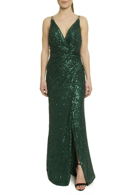 Vestido Zoe Verde