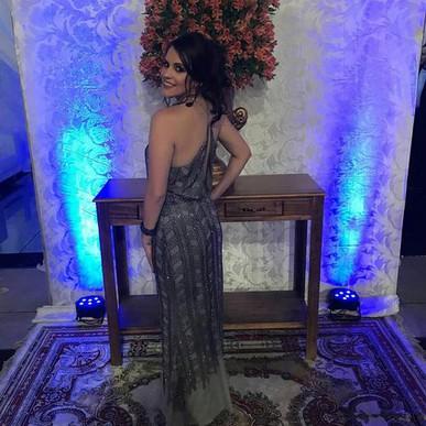 Muito obrigada, me senti linda com o vestido é o atendimento me deu muita segurança e tranquilidade!!
