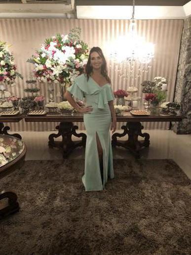 Amei o vestido! Lindíssimo