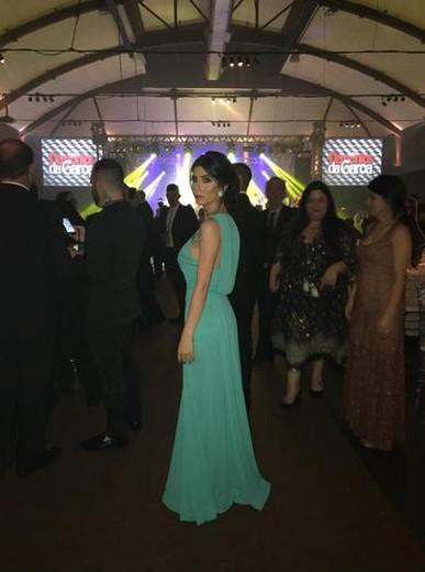 Apaixonada pelo vestido! Simplesmente IMPECÁVEL, em perfeito estado. #Dress&Go
