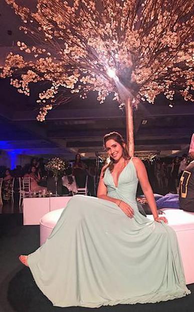 Amei o vestido! Me sentia uma verdadeira princesa!