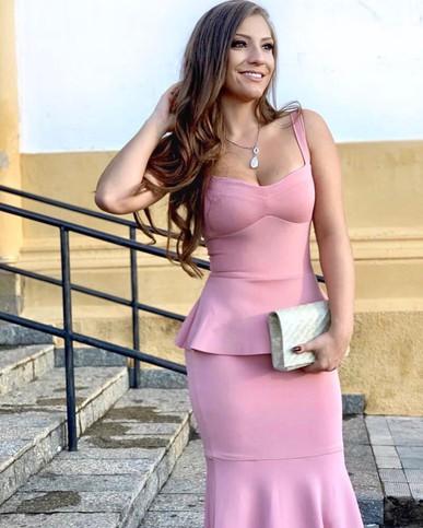 Amei o vestido