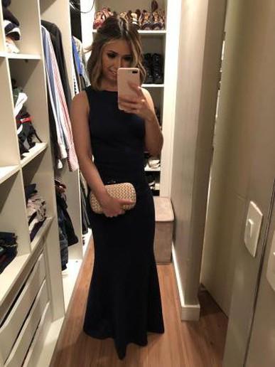 Ja havia locado esse vestido