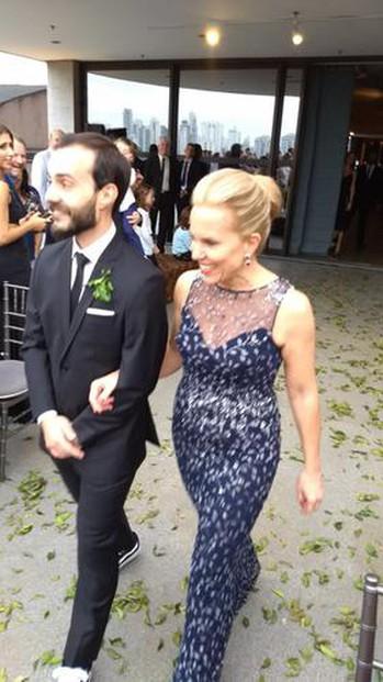 fui super elogiada! o vestido ficou lindo!