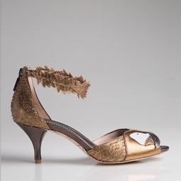 Sandália Arara Gold