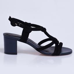 Sandália Neon Preto