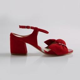 Sandália Bombom Vermelho