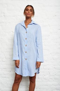 Camisa Janet Azul