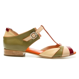 Sapato Fábula Color