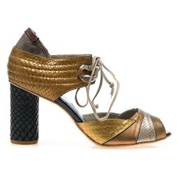 Sapato Força Ouro Velho