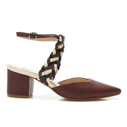 Sapato Encanto Jabuticaba