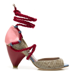 Sapato Keiko Rosa