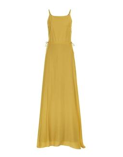 Vestido Laço  Amarelo KS