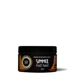Máscara Summer Must Have - Todos Tipos De Cabelo