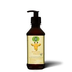 Shampoo Infantil Orgânico 250Ml