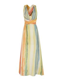 Vestido Amalia Estampado KS