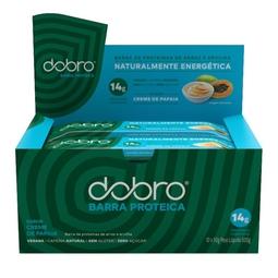 Barra Proteica Cafeína Dobro Creme de Papaia 50g