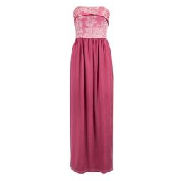 Vestido Longo TQC Rosa KS