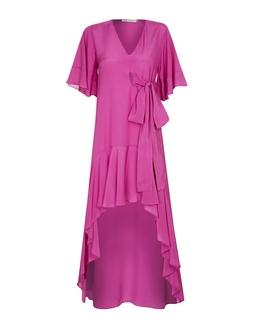 Vestido Lila Rosa  KS