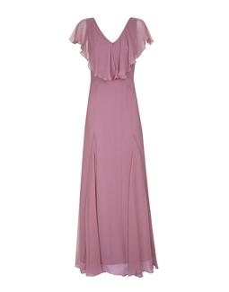 Vestido Nessa  Roxo KS