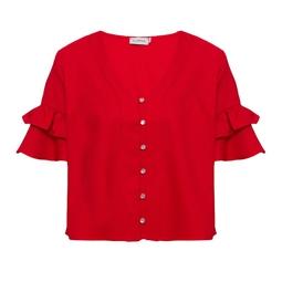 Blusa Miranda Vermelha