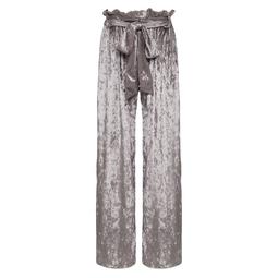 Pantalona Velvet Cinza