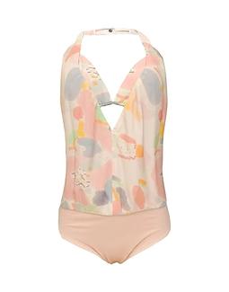 Body Tulip Estampa Matisse