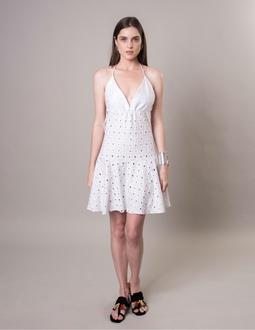Vestido Sand - Branco Areaoito