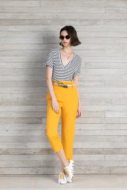 Calça Flufi Amarela