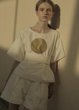 Blusa Círculo