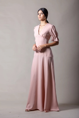 Vestido Bone Rosa THM