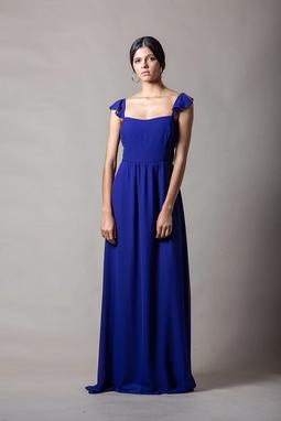 Vestido Lara Azul