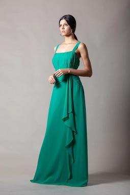 Vestido Brenda Verde