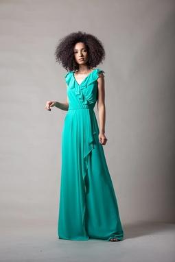Vestido Heloiza Verde